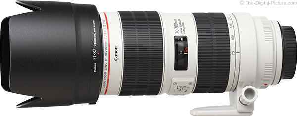 Canon EF 70-200mm f/2.8L IS III USM Lens Product Images