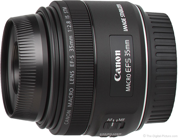 Canon EF-S 35mm f/2.8 Macro IS STM Lens Product Images
