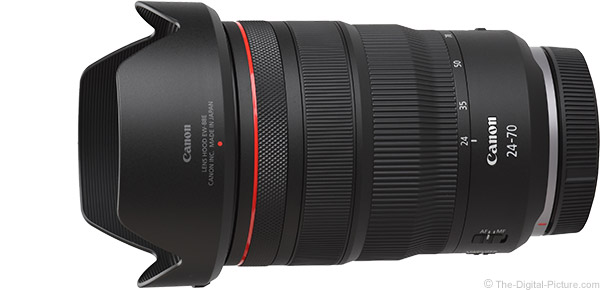 Canon RF 24-70mm F2.8 L IS USM Lens Product Images