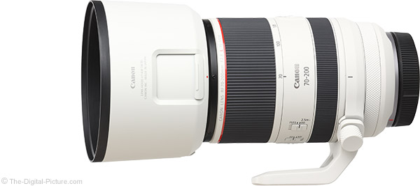 Canon RF 70-200mm F2.8 L IS USM Lens Product Images