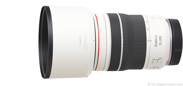 Canon RF 70-200mm F4 L IS USM Lens Product Images