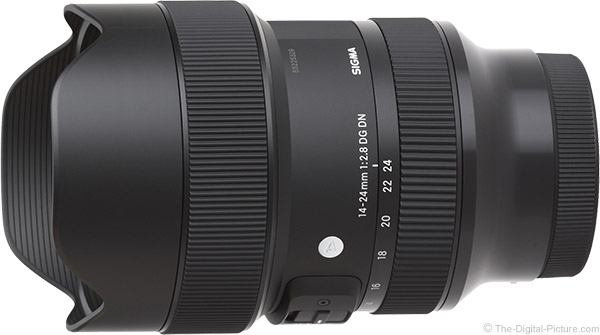 Sigma 14-24mm f/2.8 DG DN Art Lens Product Images