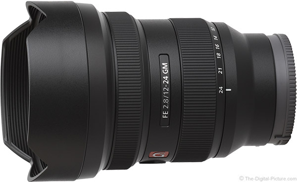 Sony FE 12-24mm f/2.8 GM Lens Product Images