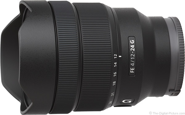 Sony FE 12-24mm f/4 G Lens Product Images