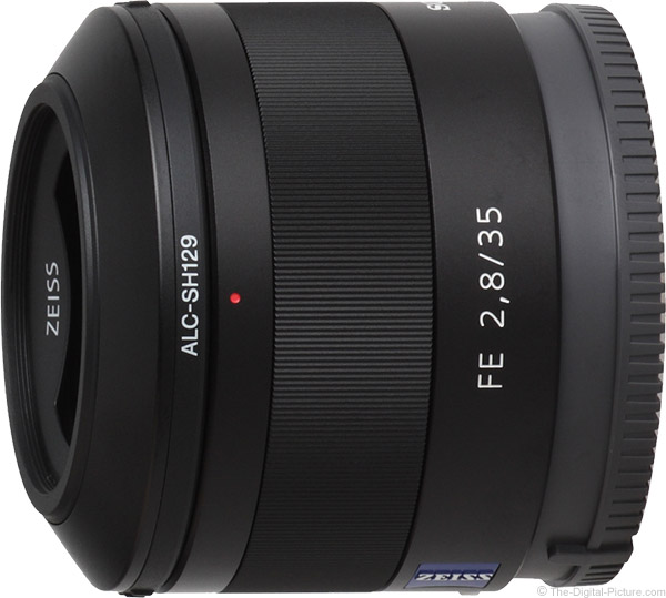 Sony FE 35mm f/2.8 ZA Lens Product Images