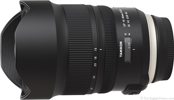 Tamron 15-30mm f/2.8 Di VC USD G2 Lens Product Images