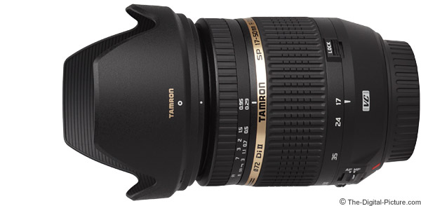 Tamron 17-50mm f/2.8 XR Di II VC Lens Product Images