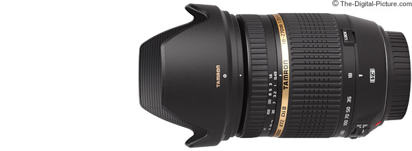 Tamron 18-270mm f/3.5-6.3 Di II VC Lens Product Images