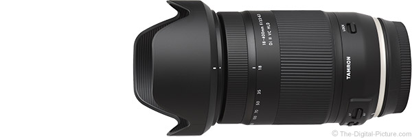 Tamron 18-400mm f/3.5-6.3 Di II VC HLD Lens Product Images