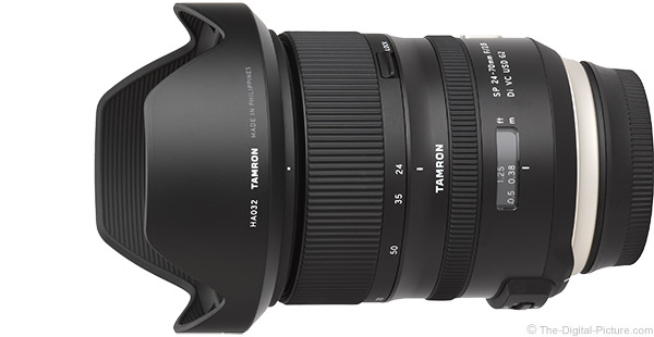 Tamron 24-70mm f/2.8 VC G2 Lens Product Images