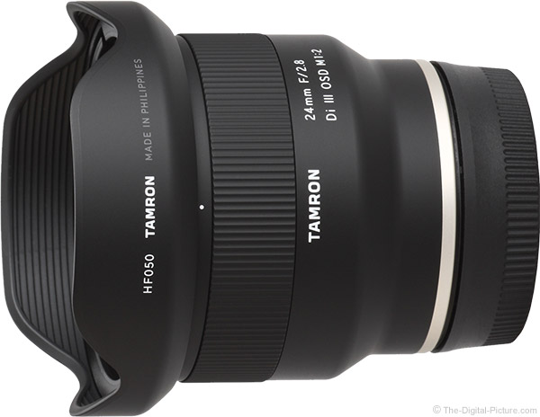 Tamron 24mm f/2.8 Di III OSD M1:2 Lens Product Images