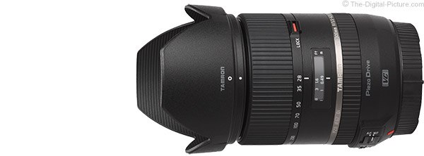 Tamron 28-300mm f/3.5-6.3 Di VC PZD Lens Product Images