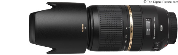 Tamron 70-300mm f/4-5.6 Di VC USD Lens Product Images