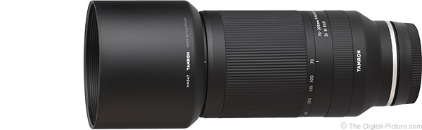 Tamron 70-300mm f/4.5-6.3 Di III RXD Lens Product Images