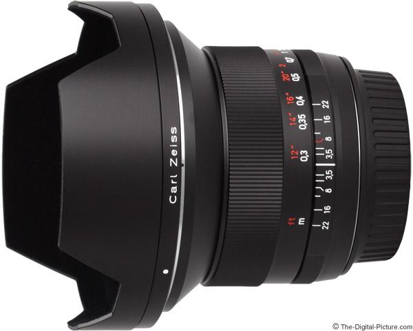 Zeiss 18mm f/3.5 Distagon T* ZE Lens Product Images