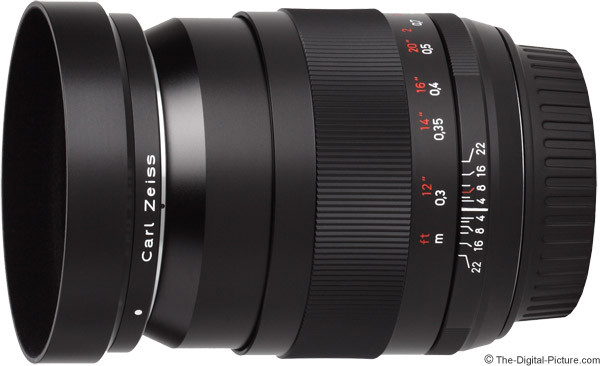 Zeiss 35mm f/2.0 Distagon T* ZE Lens Product Images