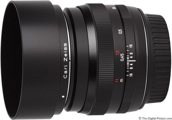 Zeiss 50mm f/1.4 Planar T* ZE Lens Product Images