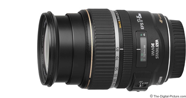 Canon Ef S 17 85mm F 4 5 6 Is Usm Lens Review