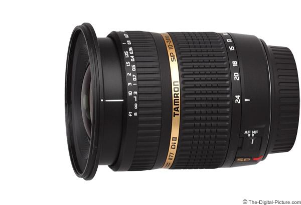Tamron SP AF 10-24mm f/3 5-4 5 Di II LD Lens Review