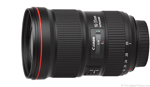 Canon EF 16-35mm f/2 8L III USM Lens Review