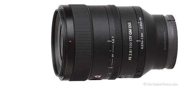OSS E-Mount Lens Sony ALC-SH147 Hood for FE 100mm F2.8 STF GM G Master