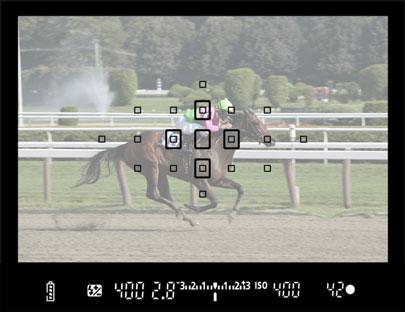 Canon EOS DSLR Autofocus Explained 1