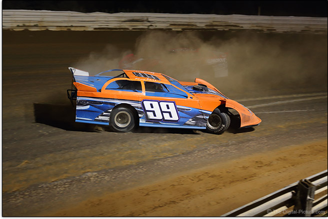 Dirt Track Racing Photography
