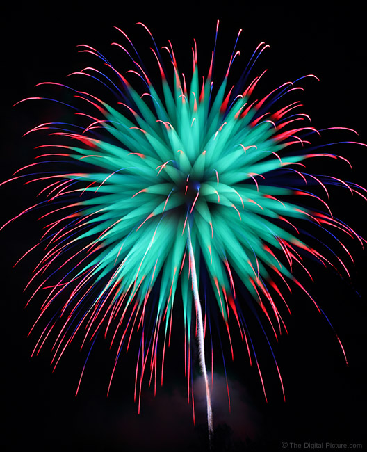 Tips for Photographing July 4th Fireworks