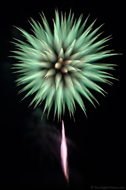 Creative Fireworks Photography