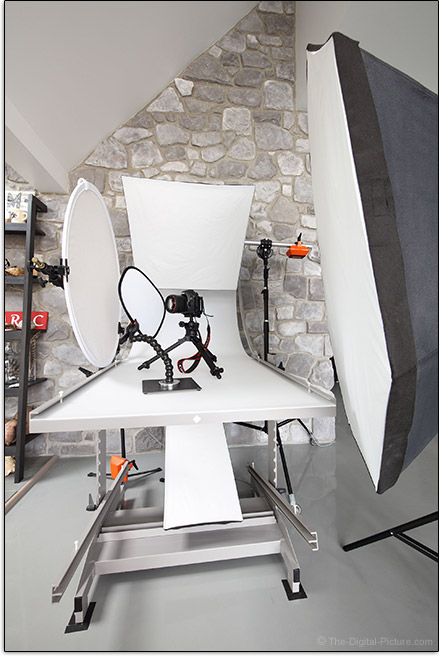 General Purpose Product Photography Setup