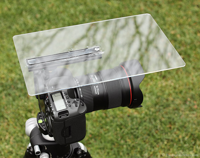 Do-It-Yourself Rigid Camera Rain Cover