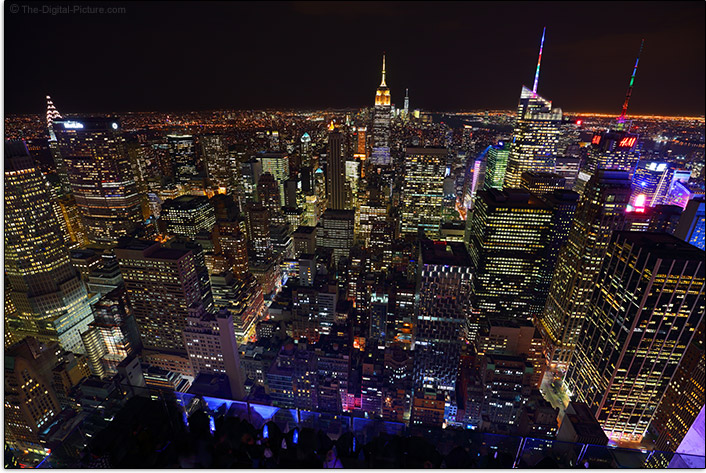 Camera Rockefeller Center : The ultimate guide to photographing at top of the rock